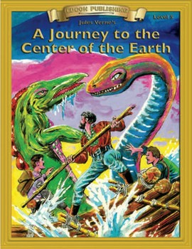 A Journey to the Center of the Earth Read-along with Activities and Narration