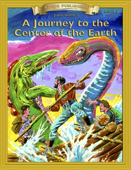 A Journey to the Center of the Earth RL5-6 ePub with Audio Narration