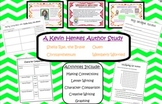 A Kevin Henkes Author Study (for Smart Notebook)