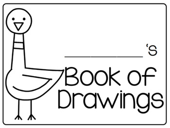 A Kindergarten Drawing Unit and Mo Willems Author Study
