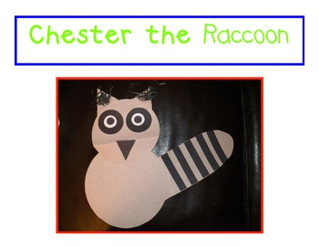 A Kissing Hand Craft: Chester