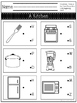 A Kitchen - leveled reader & activities