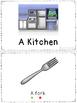 A Kitchen - leveled reader & activities