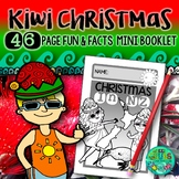 Kiwi Christmas {Christmas in New Zealand for Kiwi kids}