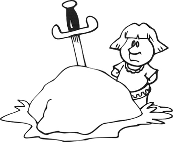 A Knight to Remember - Commercial Clip Art for Classroom Creations