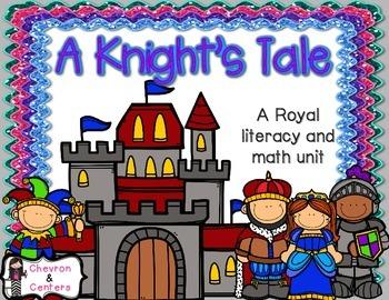 A Knight's Tale- a royal mini unit
