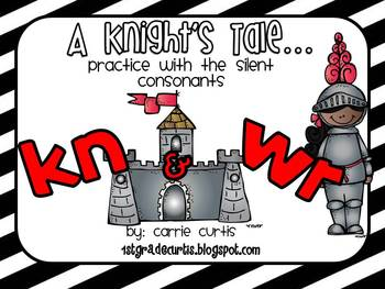 A Knights Tale: practice with wr & kn