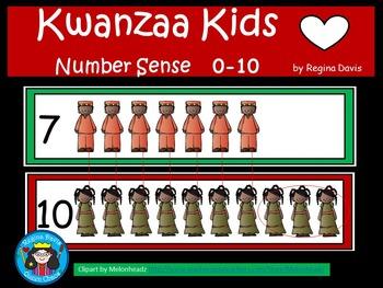 A+ Kwanzaa ... Number Sense 0-10