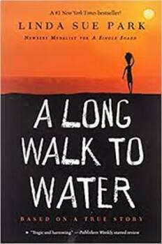A LONG WALK TO WATER Chapter MC Quizzes