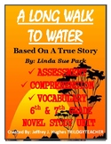 A LONG WALK TO WATER Comprehension/Vocabulary/Assessment N