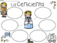 A+ La Cenicienta...Three Spanish Graphic Organizers