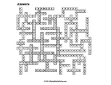 A Land Remem­bered Crossword Puzzle