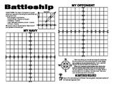 A  Latitude and Longitude Battleship Game