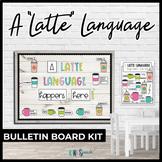 A Latte Language Bulletin Board Kit