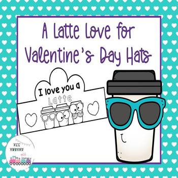 A Latte Love for Valentine's Day Hats