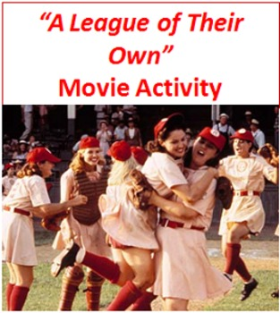 A League of Their Own Activity