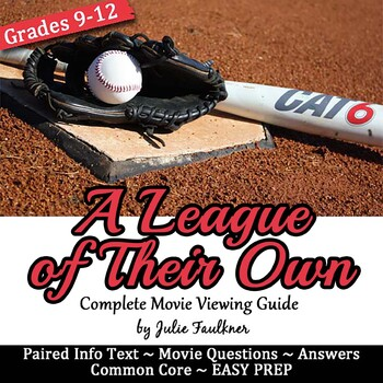 A League of Their Own Movie Viewing Guide