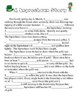 A Leprechaun Story