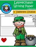 A+ Leprechaun ... Writing Paper