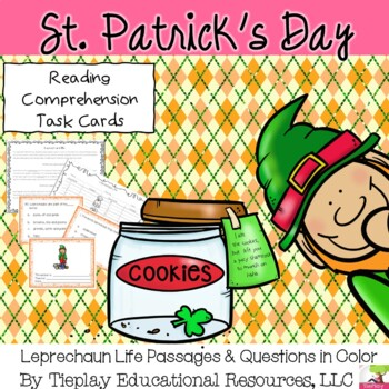 A Leprechaun's Life & Saint Patrick's Day