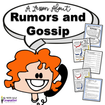 A Lesson About Rumors and Gossip