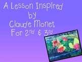 A Lesson Inspired by Claude Monet