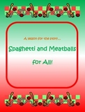 A Lesson for the book Spaghetti and Meatballs for All.