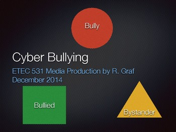 A Lesson on Cyber Bulling!