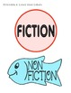 """A Lesson on Fiction or Non-Fiction (or Fact and Opinion): """"Trunafish or Baloney"""""""