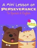 A Lesson on Perseverance/ Una lección de Perseverancia