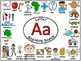 A+ Letter Aa Beginning Sounds Word Wall