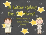 A Letter Galaxy Far, Far Away - Letter Naming and Letter N