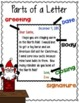 A Letter To Santa- Writing Lesson and Craftivity