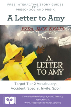 A Letter to Amy Interactive Story Guide