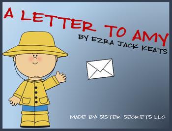 A Letter to Amy: Realistic Fiction Mini Unit