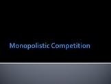 A Level / IB / AP Economics Market Structures Monopolistic