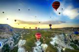 High Grade Descriptive Writing Answer - Hot Air Balloon