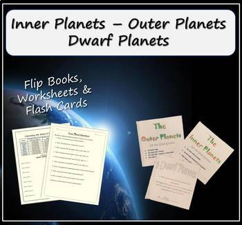 Introduction to the Solar-System (Inner Planets, Outer Planets & Dwarf Planets)