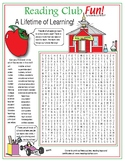 A Lifetime of Learning Word Search Puzzle