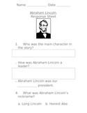 A. Lincoln Response Form