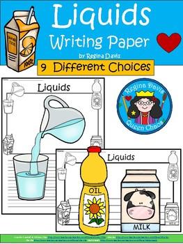 A+ Liquids ... Writing Paper