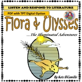 A LISTEN-AND-RESPOND Packet for Flora & Ulysses created by Jean Martin