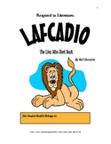 Lafcadio, by Shel Silverstein: A LISTEN-AND-RESPOND PDF Packet