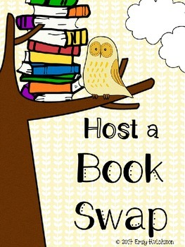 A Literacy Event: Host a Book Swap-Fall edition