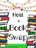 A Literacy Event: Host a Book Swap-Spring/Summer edition