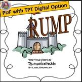 RUMP, by Liesl Shurtliff: A PDF and TPT Digital Literature Guide