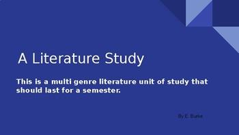 A Literature Study