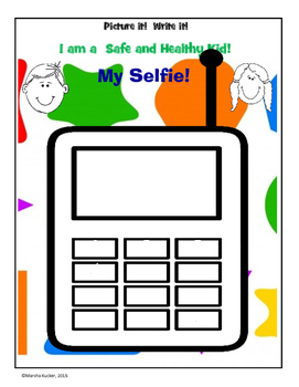 Learning About Me:  My Selfie