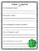A Little Bit Lucky: Ready Freddy Comprehension Questions and Journal Prompts