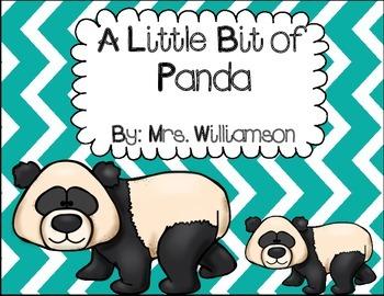 A Little Bit of Panda- Mini Unit